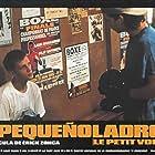Nicolas Duvauchelle and Yann Trégouët in Le petit voleur (1999)