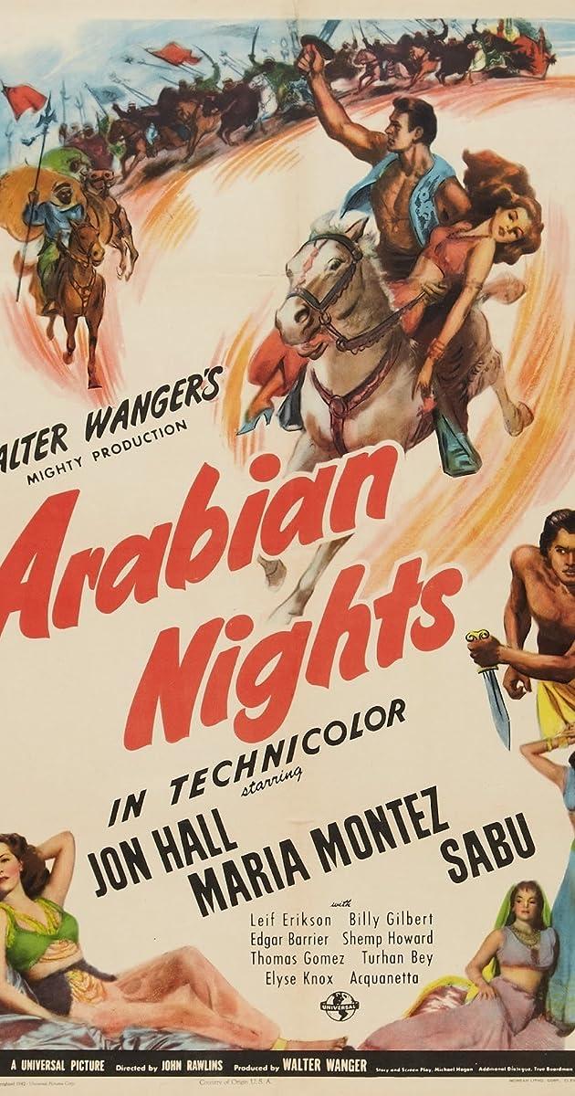 Arabian Nights 1942 Imdb