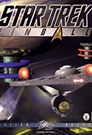 Star Trek: Pinball Poster