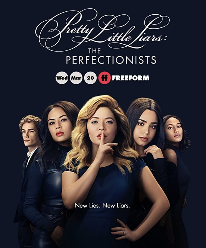 VIDEO: Pretty Little Liars The Perfectionists 2019