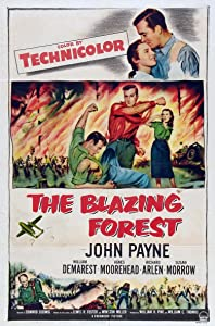 Dvdr movie downloads The Blazing Forest by [mp4]