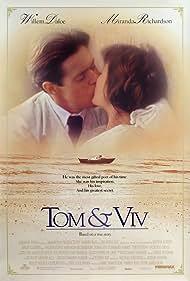 Willem Dafoe and Miranda Richardson in Tom & Viv (1994)