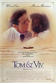 Tom & Viv Poster