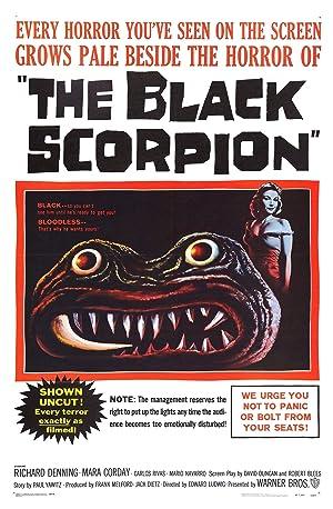Where to stream The Black Scorpion