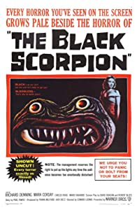 The Black Scorpion Nathan Juran