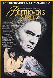 Beethoven's Nephew (1985) Poster - Movie Forum, Cast, Reviews