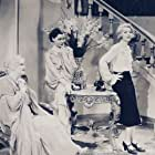 Mary Brian, Ina Claire, and Henrietta Crosman in The Royal Family of Broadway (1930)