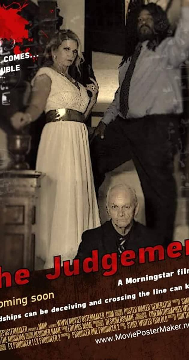 The Judgement (2016) - IMDb