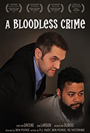 A Bloodless Crime Poster