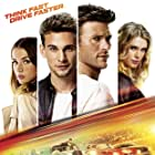 Ana de Armas, Scott Eastwood, Gaia Weiss, and Freddie Thorp in Overdrive (2017)