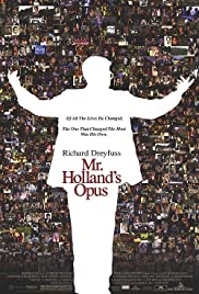 Mr. Holland's Opus (1995) Poster - Movie Forum, Cast, Reviews