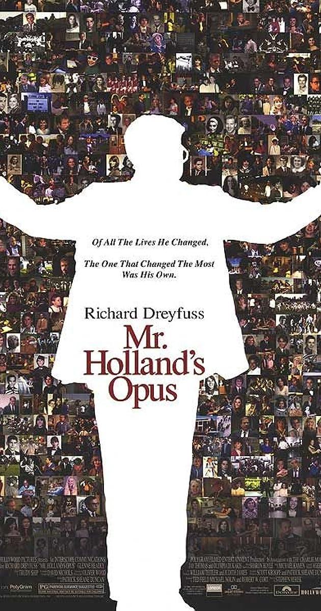 Subtitle of Mr. Holland's Opus