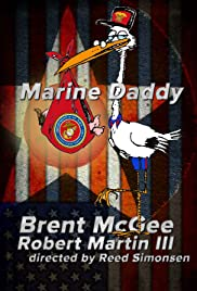Marine Daddy Poster