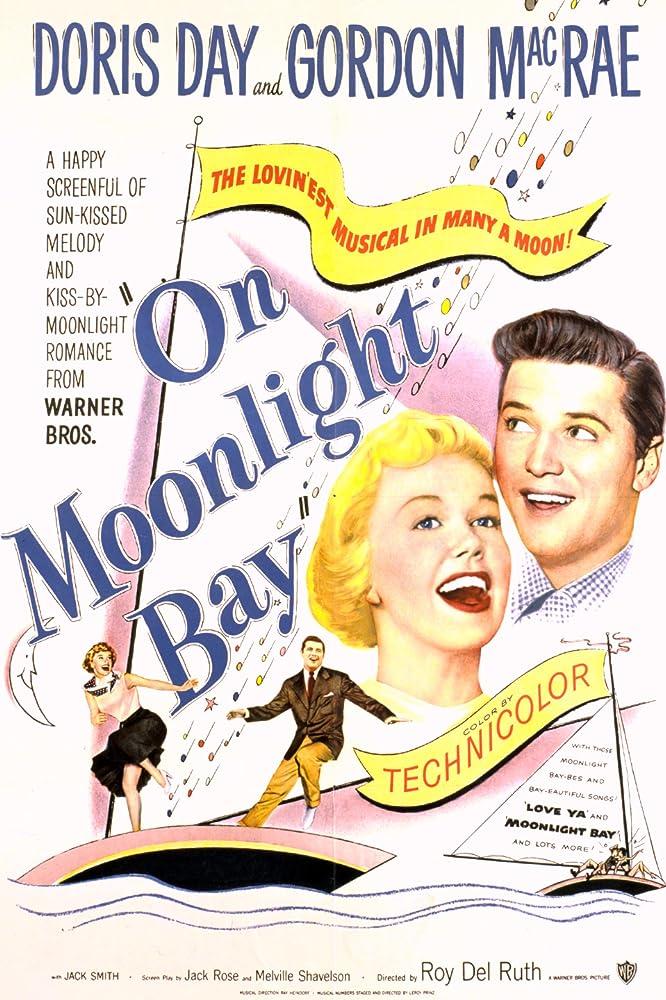 Doris Day and Gordon MacRae in On Moonlight Bay (1951)