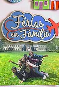 Cristina Pereira, Luciana Paes, Luis Lobianco, Clara Tiezzi, and Sulivã Bispo in Férias em Família (2019)