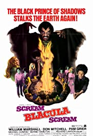 Scream Blacula Scream Poster