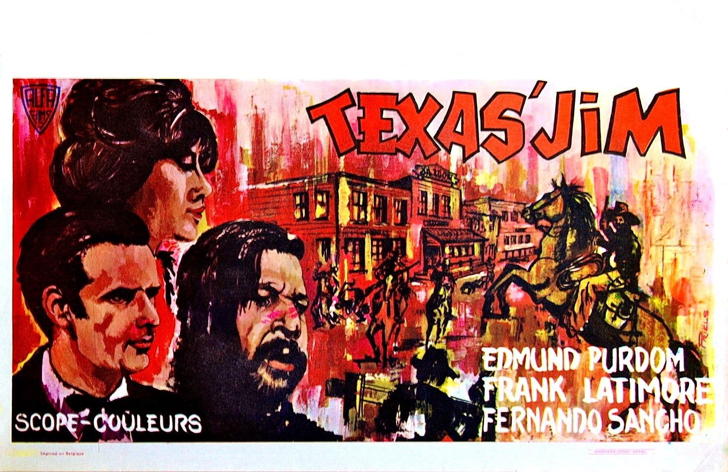 Los cuatreros (1965)