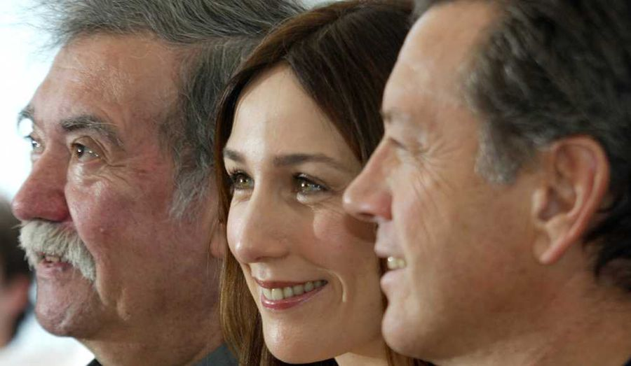 Bernard Giraudeau, Raoul Ruiz, and Elsa Zylberstein in Ce jour-là (2003)