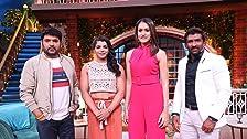 Sakshi Malik, Yogeshwar Dutt & Manika Batra