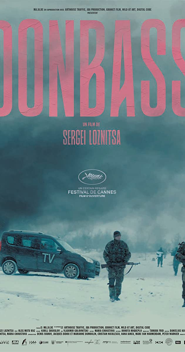 Subtitle of Donbass