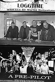 Martin Ballantyne, Adam Michael Forbes, Sid White, and Matt Morris in Logg Time (2011)
