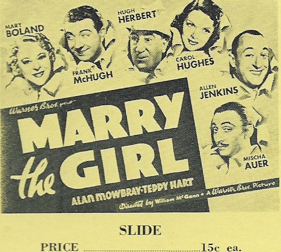 Hugh Herbert, Mischa Auer, Mary Boland, Carol Hughes, Allen Jenkins, and Frank McHugh in Marry the Girl (1937)
