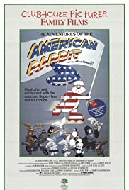 The Adventures of the American Rabbit(1986) Poster - Movie Forum, Cast, Reviews