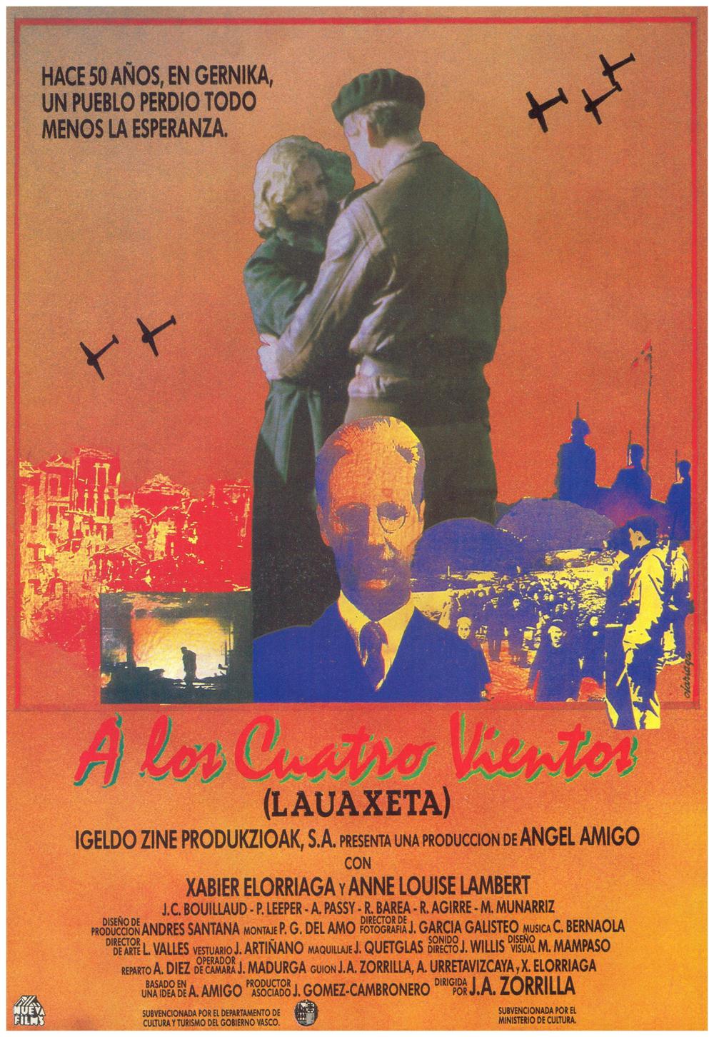 A los cuatro vientos ((1987))