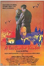 A los cuatro vientos Poster