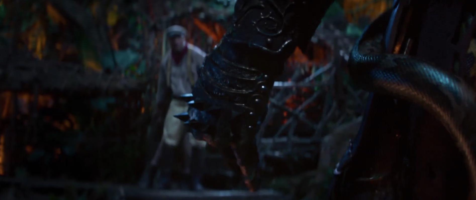 Dwayne Johnson in Jungle Cruise (2021)