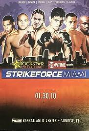 Strikeforce: Miami Poster