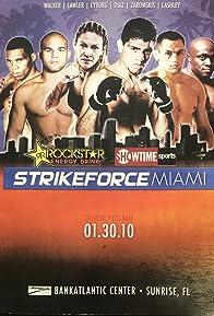 Primary photo for Strikeforce: Miami