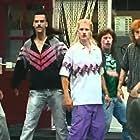 Steffen Haars, Flip Van der Kuil, Wesley van Gaalen, Huub Smit, and Tim Haars in New Kids on the Block (2007)