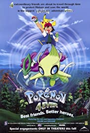 Pokemon 4Ever: Celebi - Voice of the Forest Poster