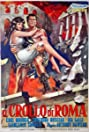 The Fall of Rome (1963) Poster
