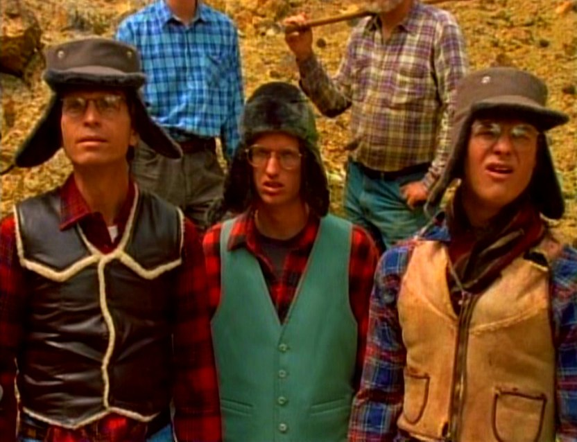 Matt Stone in Alferd Packer: The Musical (1993)