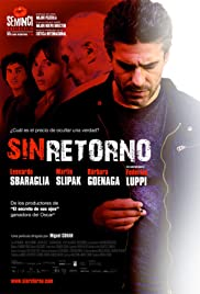 Sin retorno Poster
