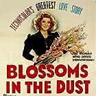 Greer Garson, Felix Bressart, Samuel S. Hinds, Fay Holden, Marsha Hunt, and Walter Pidgeon in Blossoms in the Dust (1941)