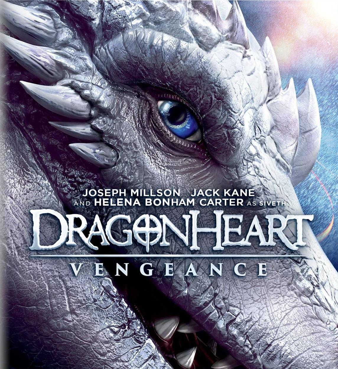 DRAKONO ŠIRDIS 5. KERŠTAS (2020) / Dragonheart Vengeance