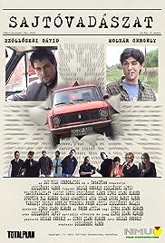 Sajtóvadászat Poster