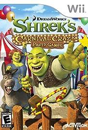 Shrek's Carnival Craze Poster