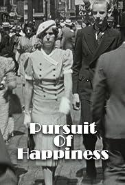 Pursuit of Happiness(1940) Poster - Movie Forum, Cast, Reviews