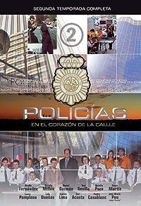 Primary photo for Policías, en el corazón de la calle