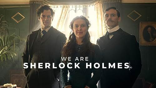 We Are Sherlock Holmes