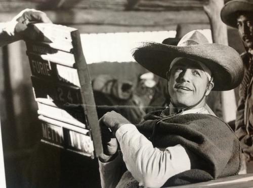Marlon Brando in The Appaloosa (1966)