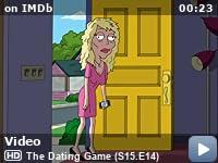 Family Guy al Harrington online dating