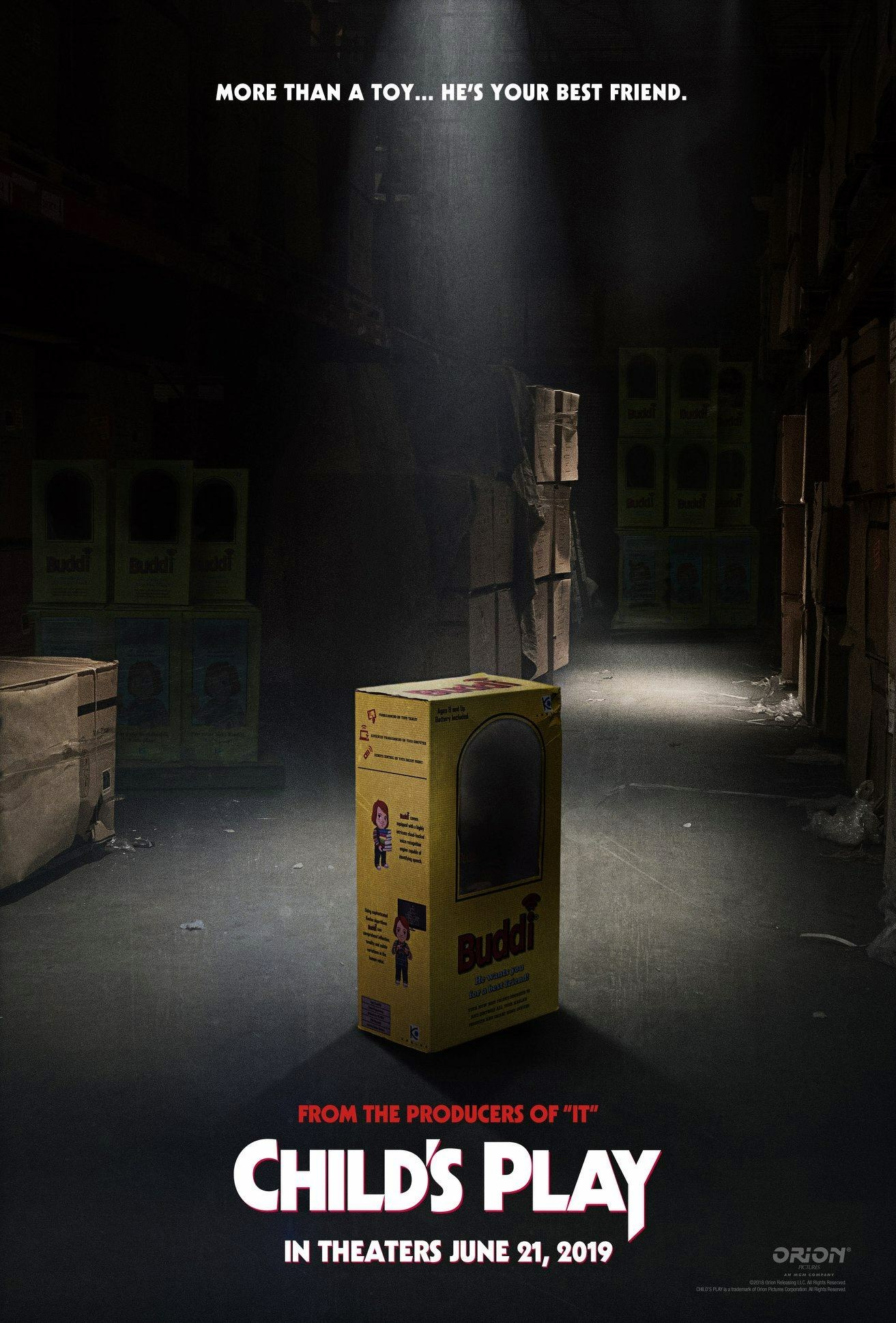 Image result for child's play poster 2019