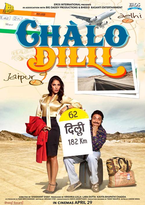 Chalo Dilli 2011 Hindi 350MB HDRip Download