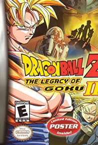 Primary photo for Dragon Ball Z: The Legacy of Goku II