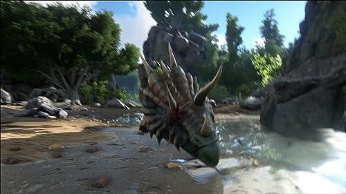 Ark: Survival Evolved: Announce Trailer